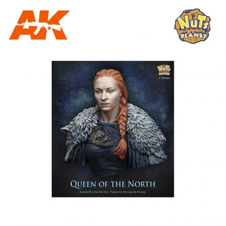 NP-B026 QUEEN OF THE NORTH AK-INTERACTIVE NUTS PLANET