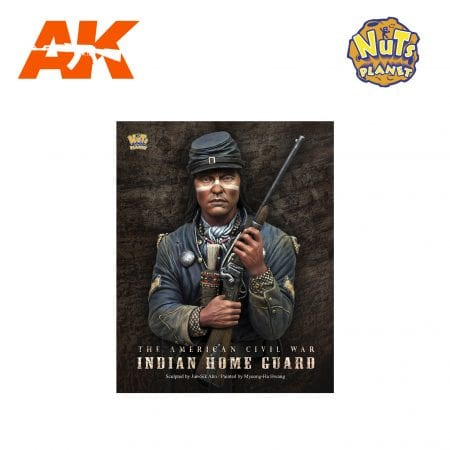 NP-B027 INDIAN HOME GUARD AK-INTERACTIVE NUTS PLANET