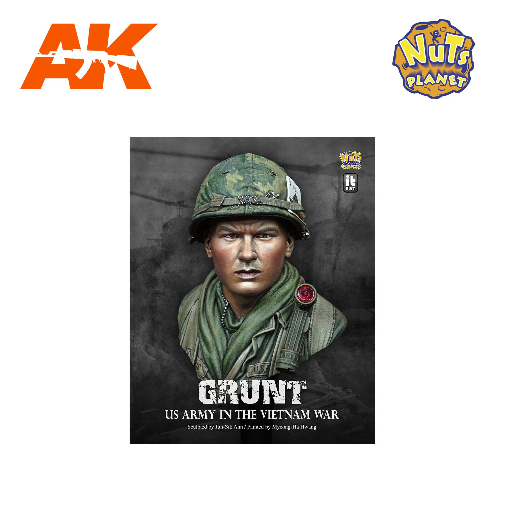 NP-I003 GRUNT AK-INTERACTIVE NUTS PLANET