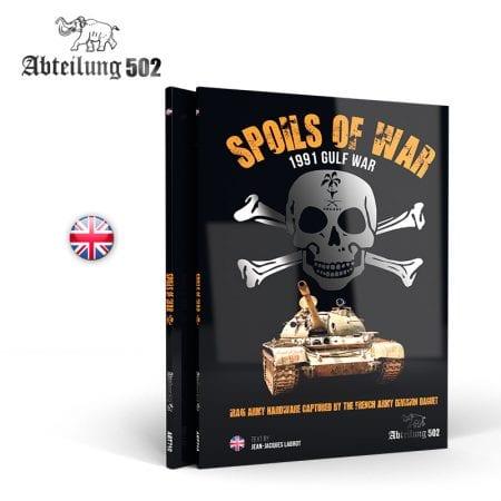 SPOILS OF WAR AK-INTERACTIVE BOOK ABTEILUNG502 WAR ENGLISH