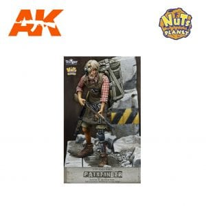 T75016 PATHFINDER AK-INTERACTIVE NUTS PLANET