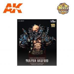 TB001 TRAITOR BASFORD AK-INTERACTIVE NUTS PLANET