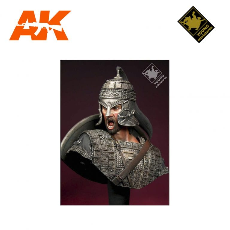YM YH1808 HECTOR BC1200 AK-INTERACTIVE YOUNG MINIATURES