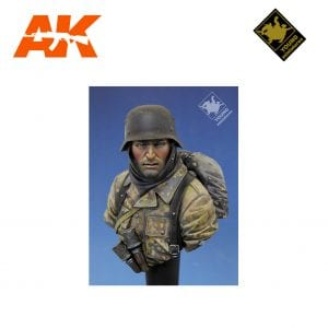 YM YH1810 GERMAN WAFFEN SS ARDENNES 1944 II AK-INTERACTIVE YOUNG MINIATURES