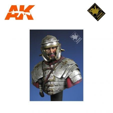 YM YH1811 ROMAN LEGEIONARIUS 1ST CENTURY AD AK-INTERACTIVE YOUNG MINIATURES