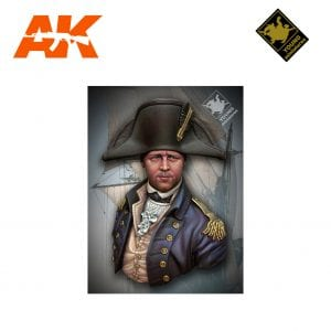 YM YH1814 ROYAL NAVY CAPTAIN 1806 AK-INTERACTIVE YOUNG MINIATURES