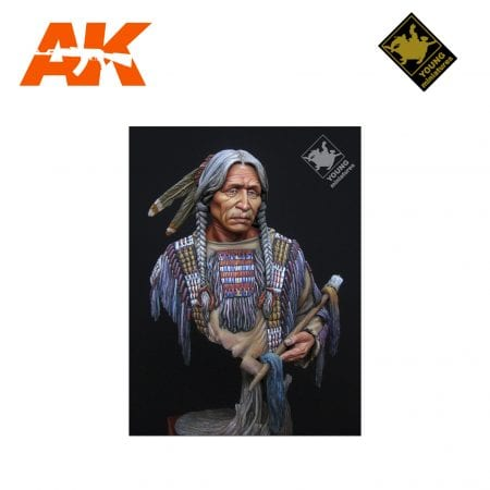 YM YH1818 SIOUX INDIAN AK-INTERACTIVE YOUNG MINIATURES