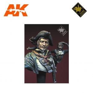 YM YH1820 THE PIRATE BEFORE SUNSET AK-INTERACTIVE YOUNG MINIATURES