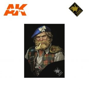 YM YH1838 HIGHLAND CLANSMAN AK-INTERACTIVE YOUNG MINIATURES