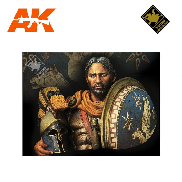 YM YH1839 GREEK HOPLITE AK-INTERACTIVE