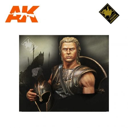 YM YH1845 ACHILLES B1200 AK-INTERACTIVE YOUNG MINIATURES