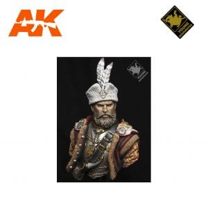 YM YH1849 POLISH HUSSAR NOBLEMAN AK-INTERACTIVE YOUNG MINIATURES