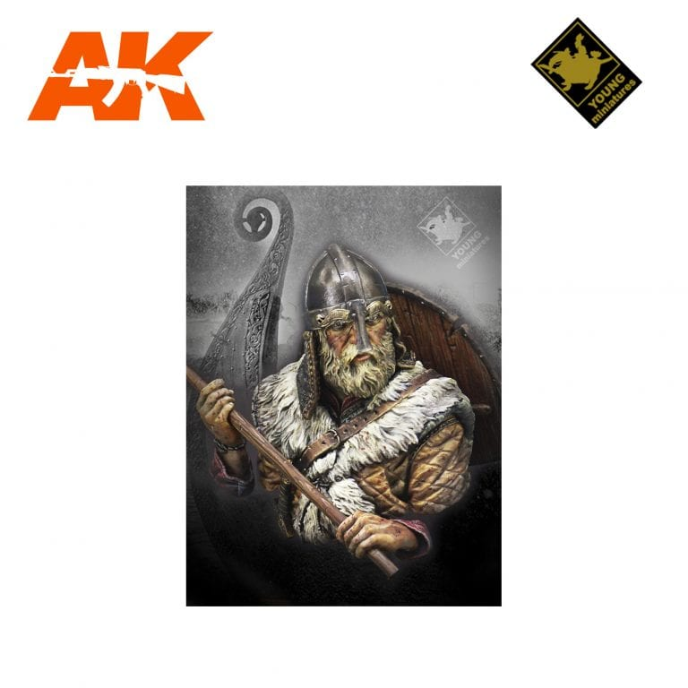 YM YH1852 VIKING WARRIOR AK-INTERACTIVE YOUNG MINIATURES