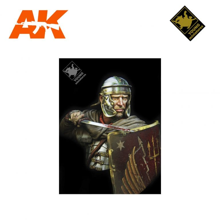 YM YH1854 ROMAN LEGIONARY 1ST CENTURY AK-INTERACTIVE YOUNG MINIATURES