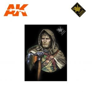 YM YH1855 EUROPEAN KNIGHT 13ST CENTURY AK-INTERACTIVE YOUNG MINIATURES