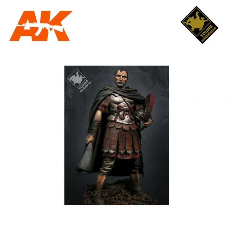 YM YH9002-R ROMAN OFFICER 1ST AD AK-INTERACTIVE YOUNG MINIATURES