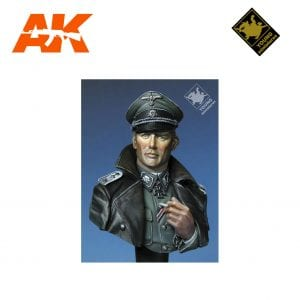 YM YM1811 SS TOTENKOPF OFFICER WWII AK-INTERACTIVE YOUNG MINIATURES