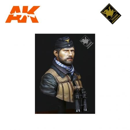 YM YM1818 U-BOAT CREW WWII AK-INTERACTIVE YOUNG MINIATURES