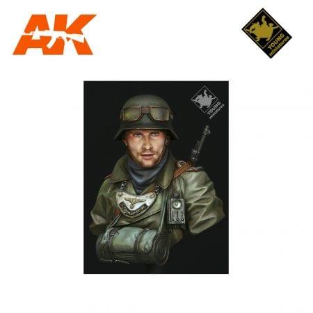 YM YM1819 GERMAN FELDGENDARMERIE WWII AK-INTERACTIVE YOUNG MINIATURES