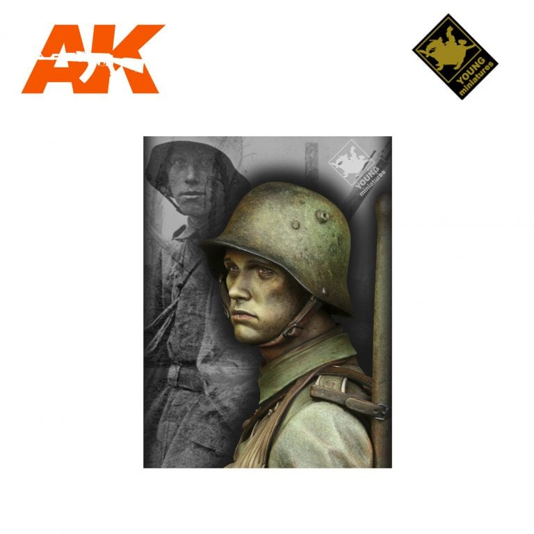 YM YM1820 STORMTROPPER BATTLE OF SOMME 1916 AK-INTERACTIVE YOUNG MINIATURES