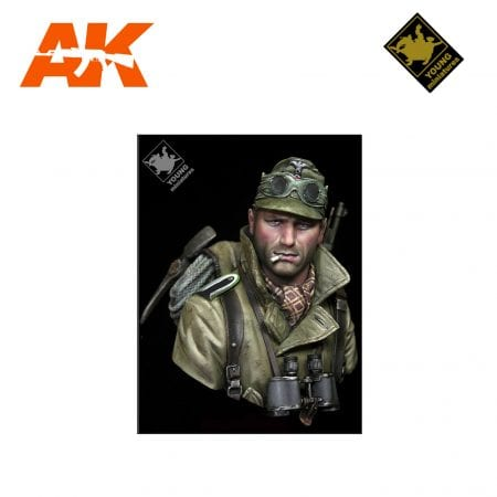 YM YM1836 GERMAN GEBIRGSJAGER 1942 AK-INTERACTIVE YOUNG MINIATURES