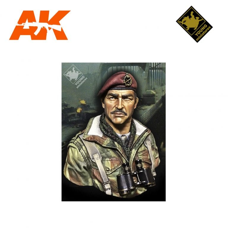 YM YM1870 RED DEVILS ARNHEM 17 SEPT1944 AK-INTERACTIVE YOUNG MINIATURES