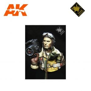 YM YM1872 B-17 CREW WITH K20 CAMERA AK-INTERACTIVE YOUNG MINIATURES