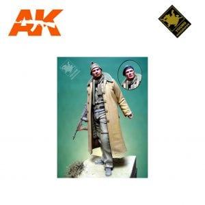 YM YM7002-R BRITISH LRDG 1942 AK-INTERACTIVE YOUNG MINIATURES