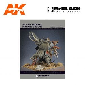 Scale Model Handbook diorama modelling 2 mr black publications ak-interactive