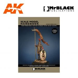 Scale Model Handbook Figure modelling 11 mr black publications ak-interactive
