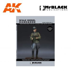 Scale Model Handbook Figure modelling 13 mr black publications ak-interactive