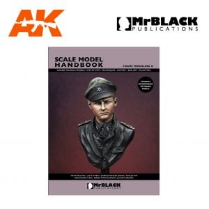 Scale Model Handbook Figure modelling 15 mr black publications ak-interactive