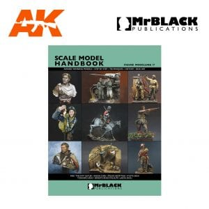 Scale Model Handbook Figure modelling 17 mr black publications ak-interactive