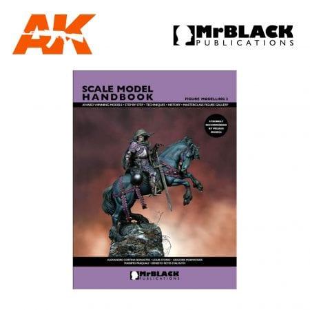Scale Model Handbook Figure modelling 2 mr black publications ak-interactive