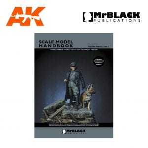 Scale Model Handbook Figure modelling 3 mr black publications ak-interactive