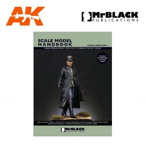 Scale Model Handbook Figure modelling 7 mr black publications ak-interactive