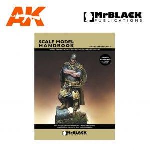 Scale Model Handbook Figure modelling 8 mr black publications ak-interactive