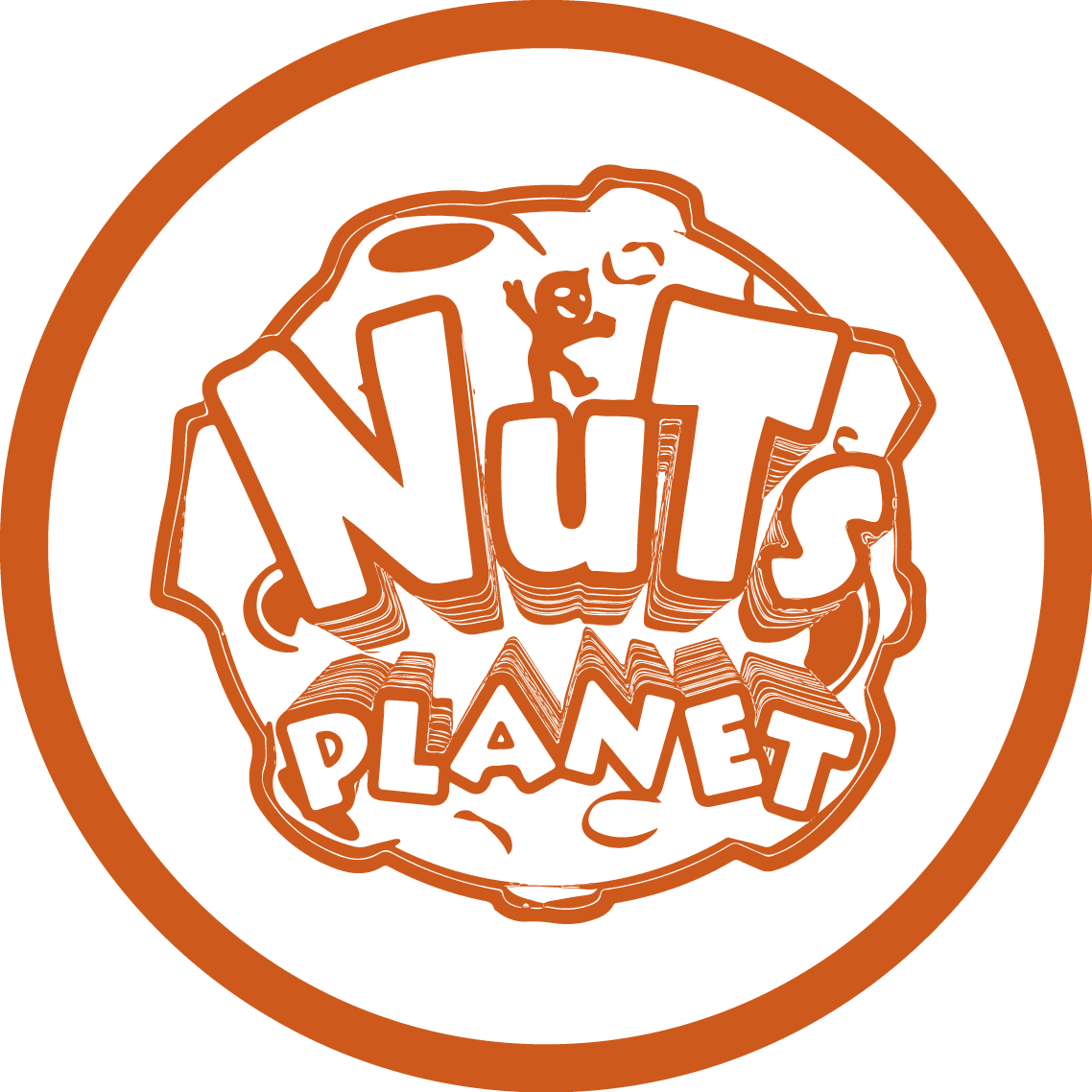 NUTS PLANET FIGURES BUST AK-INTERACTIVE DISTRIBUTION EUROPE WORLDWIDE