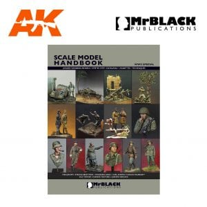 Scale Model Handbook WWII SPECIAL 1 mr black publications ak-interactive