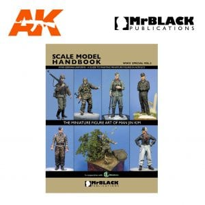 Scale Model Handbook WWII SPECIAL 2 mr black publications ak-interactive