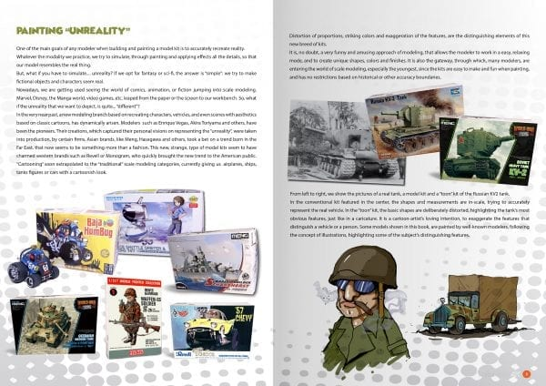 AK911 how to make toon models tutorial books publications ak-interactive