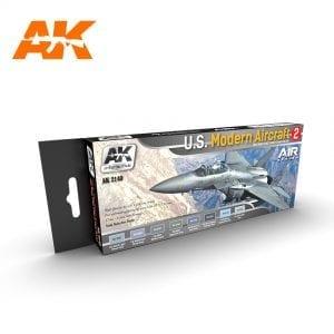 AK2140 U.S. MODERN AIRCRAFT 2 AK-INTERACTIVE AIR