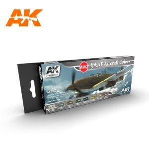 AK2260 WW2 IJAAF AIRCRAFT COLORS AKINTERACTIVE