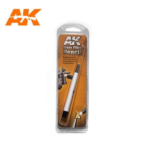 AK8058 GLASS FIBRE PENCIL 4MM AK-INTERACTIVE TOOLS ACCESORIES