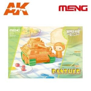 MM WWP-007 Panther (CARTOON MODEL) AK-INTERACTIVE MENG