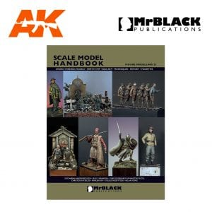 Scale Model Handbook Figure modelling 23 mr black publications ak-interactive