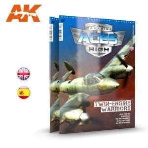 AK2929 aces high 14 twins warriors