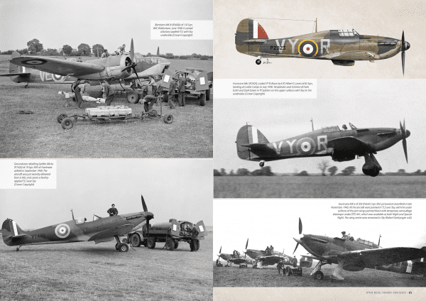 REAL COLORS OF WWII for AIRCRAFT - AK Interactive | The