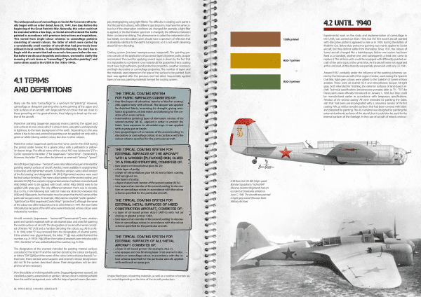 BOOK AK290 REAL COLORS WII AIRCRAFT AK-INTERACTIVE PUBLICATIONS