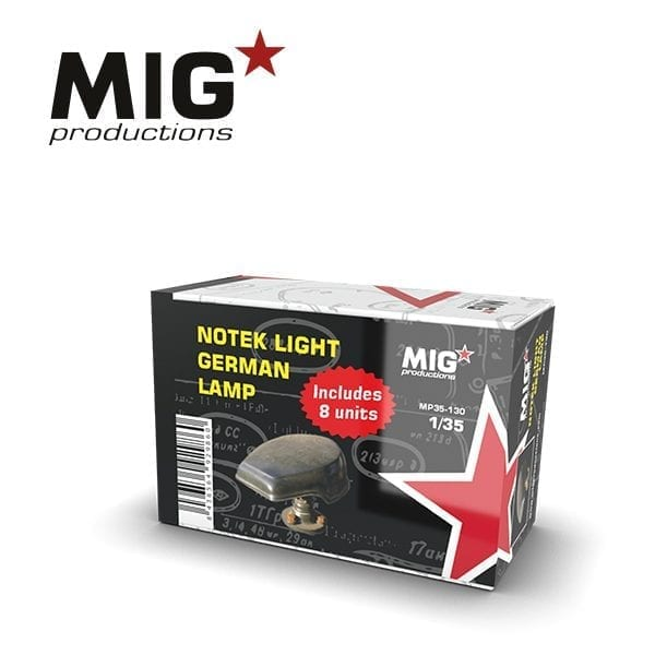 MP35-130 notek light german lamp